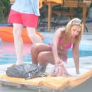 Mýa Harrison - South Beach Miami Candids - 454 x 417
