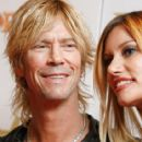 Duff McKagan and Susan Holmes attend an event to honour rock's biggest icons at the Classic Rock Awards at The Roundhouse on November 9, 2011 in London, United Kingdom