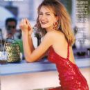 Karen Mulder for Vogue US March 1991