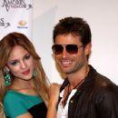 Eiza González and Sebastián Rulli