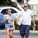 Reese Witherspoon is seen going to the market with husband Jim Toth in Los Angeles, California on June 19, 2016 - 443 x 600