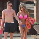 Tom Cleverley and Georgina Dorsett - 454 x 606