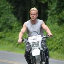Ryan Gosling Plays Peacemaker in NYC