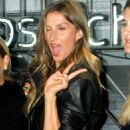 Gisele Bundchen – Rosa Cha Summer Collection Lauch Event in Sao Paulo - 454 x 624