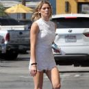 Ashley Greene – Shows off her toned legs while stopping by Rite Aid in Sherman Oaks - 454 x 681