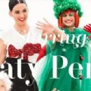 Katy Perry Hm Holiday Campaign Shoot 2015