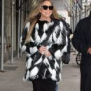 Mariah Carey – Out and about in New York City