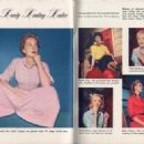 Hildy Parks - TV Guide Magazine Pictorial [United States] (5 November 1955)