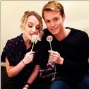 Evanna Lynch and Robbie Jarvis - 454 x 455