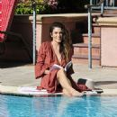 Nikki Reed at Fairmont Grand Del Mar in San Diego - 454 x 596