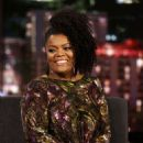 Yvette Nicole Brown at Jimmy Kimmel Live! in Los Angeles - 454 x 681
