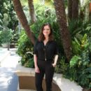 Hayley Atwell – 'Conviction' Press Conference in Beverly Hills - 454 x 302