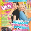Dove Cameron - Girl's World Magazine Cover [United States] (August 2019)