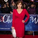 Stephanie Beacham – White Christmas Musical Press Night in London - 454 x 681