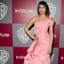 Lea Michele - InStyle/Warner Brothers Golden Globes Party at The Beverly Hilton hotel on January 16, 2011 in Beverly Hills, California