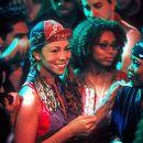 Mariah Carey and Da Brat in 20th Century Fox's Glitter - 2001