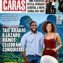 Lazaro Ramos and Tais Araujo