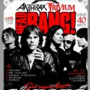 Joey Tempest, John Norum, Jon Leven, Mic Michaeli, Ian Haugland - Headbang Magazine Cover [Turkey] (1 September 2013)
