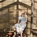 Dakota Fanning – InStyle Magazine 2017 - 454 x 606
