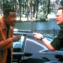 Martin Lawrence and Steve Zahn in Columbia's National Security - 2002