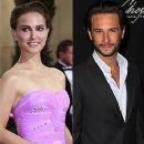 Natalie Portman and Rodrigo Santoro