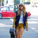 Taylor Swift was spotted walking around in New York City today, August 31