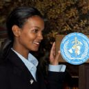 Liya Kebede - Appointment As Goodwill Ambassador March 2005