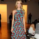 Fashion model Lindsay Ellingson attends the Sophie Theallet fashion show during MADE Fashion Week Spring 2014 at Milk Studios on September 10, 2013 in New York City