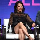 Lucy Liu – CBS All Access 'Why Women Kill' Panel at 2019 TCA Summer Press Tour in Los Angeles - 454 x 650