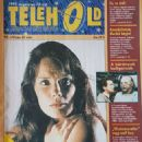 Alexandra Paul - Telehold Magazine Cover [Hungary] (12 August 1995)