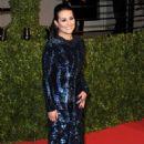 Lea Michele - Vanity Fair Oscar Party in West Hollywood - 27.02.2011