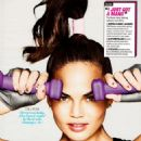Christine Teigen - Cosmopolitan Magazine Pictorial [United States] (January 2014)