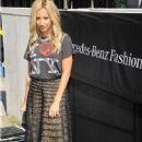 Ashley Tisdale: Luca Luca - Spring 2012 Mercedes-Benz Fashion