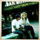 Jasmine Sanders and Chris Brown