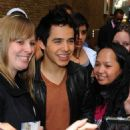 "David Archuleta's ""Live With Regis & Kelly"" Visit"