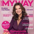 Katarina Witt - Myway Magazine Cover [Germany] (December 2016)