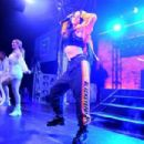 Becky G – Sony's 'Lost in Music' Campaign Finale in NYC - 454 x 303
