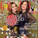 Elizabeth McGovern, Laura Carmichael - Grazia Magazine Cover [United Kingdom] (24 December 2013)