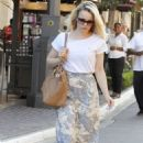 Rachel McAdams: at a Barnes & Noble at The Grove in West Hollywood