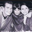 James Garner, Gigi Garner and Lois Clarke Garner - 454 x 372