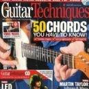 Jimmy Page - Guitar Techniques Magazine Cover [United Kingdom] (January 2010)