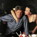 Harrison Ford and Lena Olin