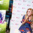 Annasophia Robb Aloft Hotels 100 Days Of Music Kick Off Event In Brooklyn