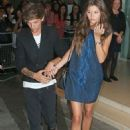 Louis Tomlinson and Eleanor Calder - 454 x 624
