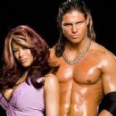John Hennigan and Melina Perez