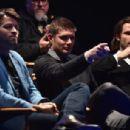Jared Padalecki-November 3, 2014- Supernatural Fan Party - 454 x 306