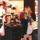 LeAnn Rimes At Westfield Topanga Mall In Los Angeles