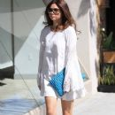 Actress Crystal Reed goes shopping in Beverly Hills, California on July 19, 2016 - 376 x 600