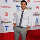 Rodrigo Mejia: Latin Billboard Awards 2012