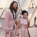 Jason Momoa and Lisa Bonet - 91st Annual Academy Awards - Arrivals - 454 x 332